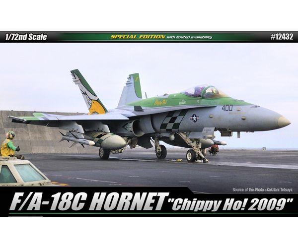 Academy 12432 F/A-18C Chippy Ho 2009