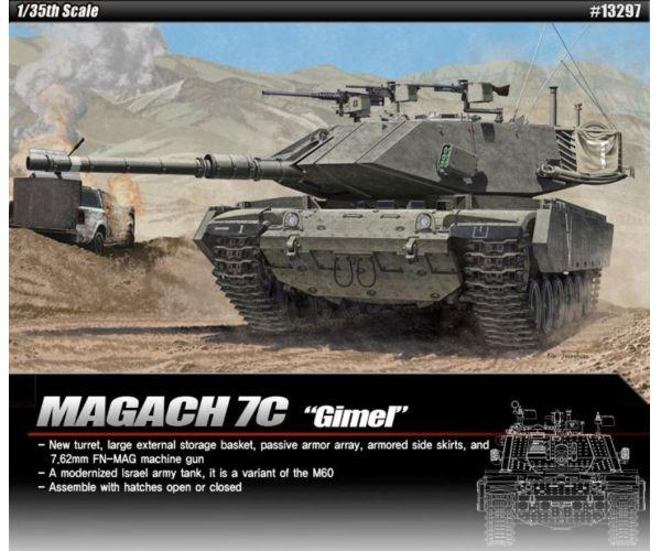 Academy 13297 Magach 7C Gimel