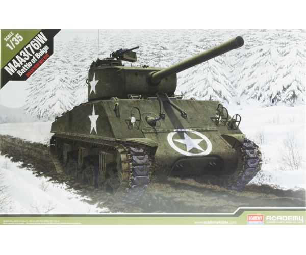 M4A3(76)W Battle of Bulge