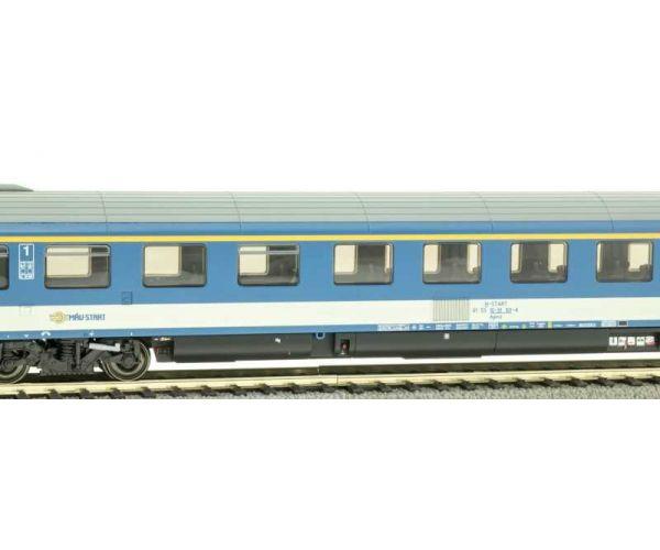 ACME 52062 Személykocsi 1.o. Apmz termes, EuroCity, MÁV H-Start VI