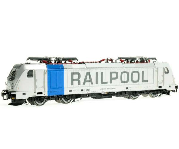 ACME 60462 Villanymozdony BR 187 005-4, TRAXX 3, Railpool VI