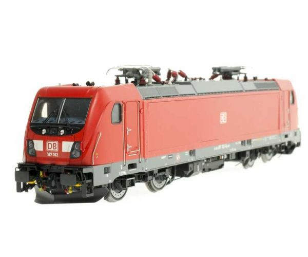 ACME 69464 Villanymozdony BR 187 102-9, TRAXX 3, DB AG VI, hangdekóderrel