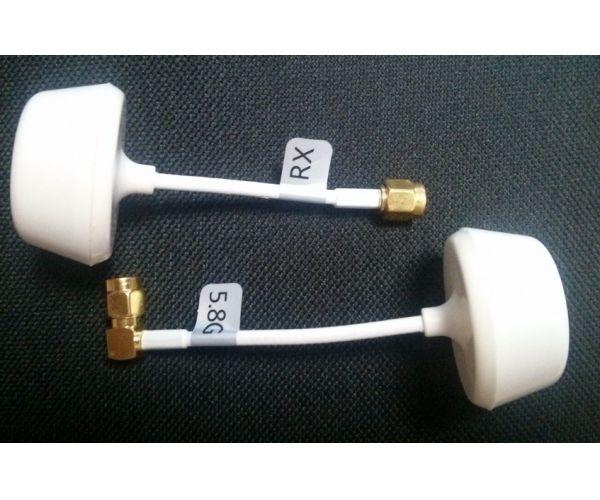 FPV cloverleaf antenna