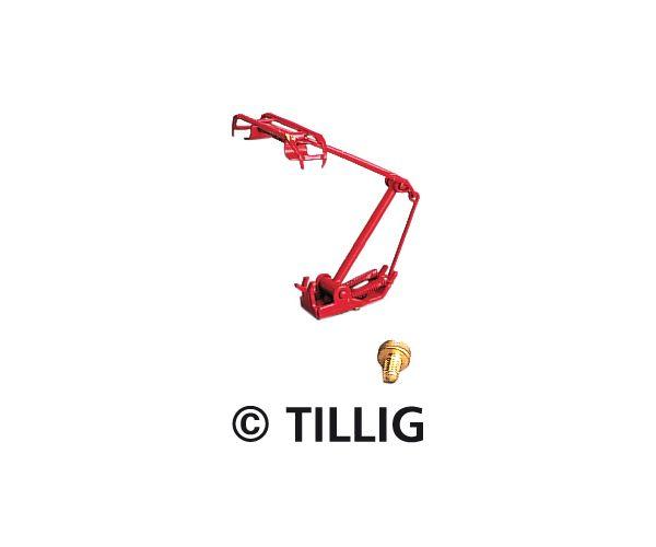 Tillig 08886 Áramszedő félpantográf BR 243, BR 143/112 dízelmozdonyhoz 2 db