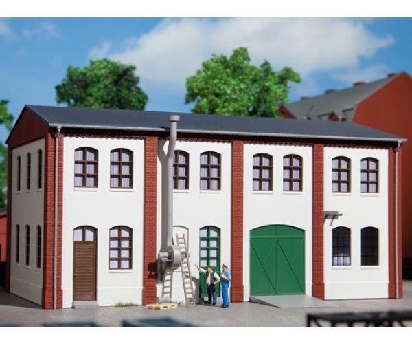 Auhagen 80707 Téglafal, 2322E/2323G/2322F, vakolt