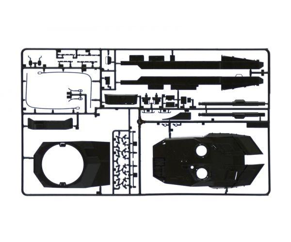 6567S ITALERI Leopard 2A6 1/35