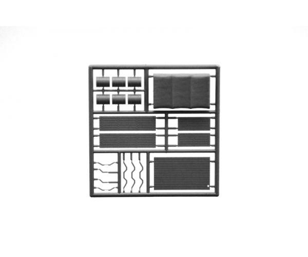 6194s Italeri Pegasus Bridge dioráma szett, 1:72