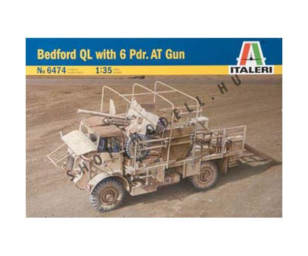 Italeri 6474 Bedford QL