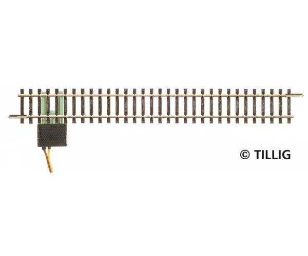 Tillig 83143 Árambevezető betápsín analóg pályához 166 mm