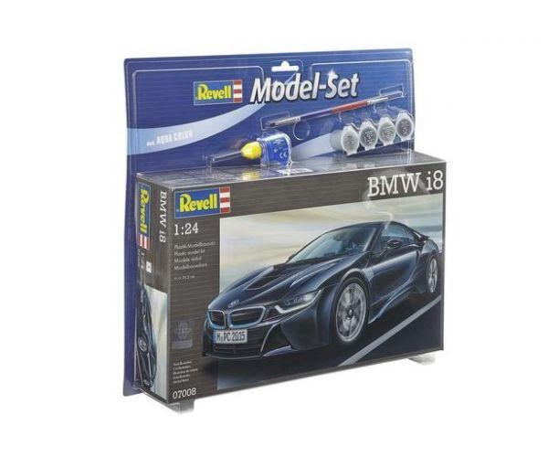 BMW i8 makett, Revell 67008