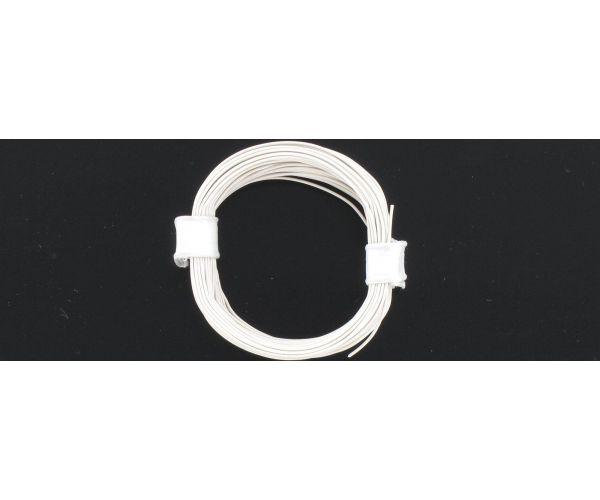 Brawa 32409 Vezeték dekóderhez, fehér