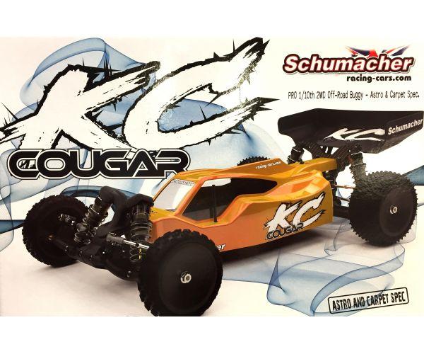 Schumacher K170 Cougar KC - Kit