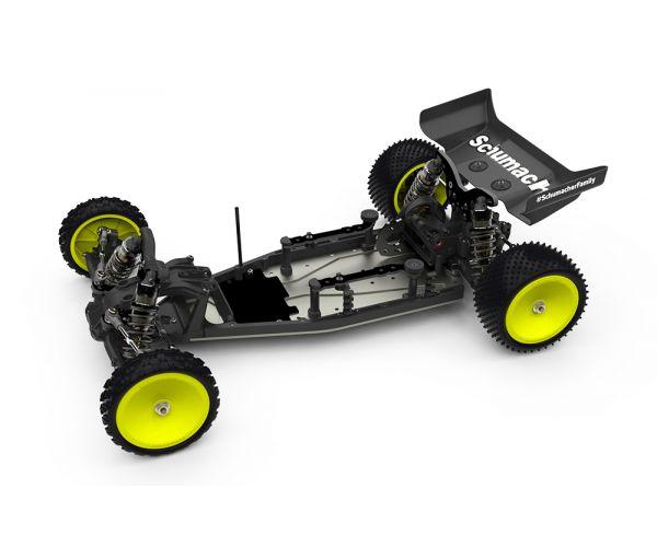 K180 Cougar Laydown 2wd 1/10-es buggy KIT