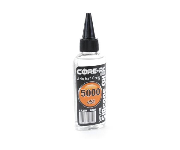 CORE RC Szilikon olaj - 5000cSt
