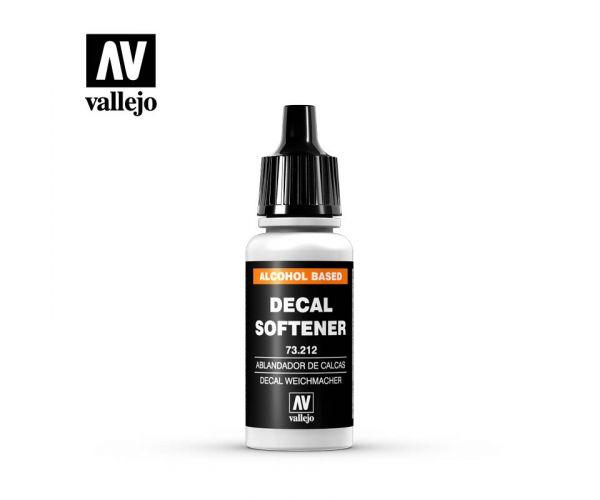 Vallejo 73212 Decal-softener, matrica lágyító