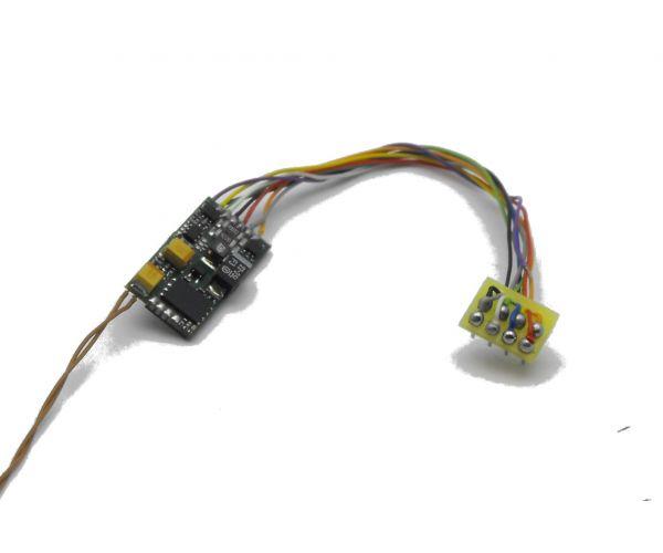 DIGISOUND 4.1 TRAXX Hangdekóder hangszóróval TRAXX villanymozdonyhoz