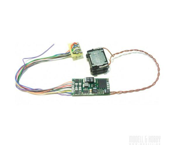 DIGISOUND 3.1-V43 Hangdekóder hangszóróval MÁV V43 villanymozdonyhoz
