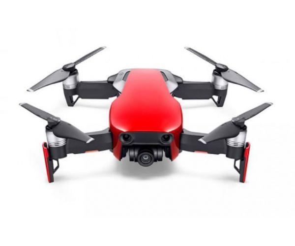 DJI Mavic Air More Fly Combo piros