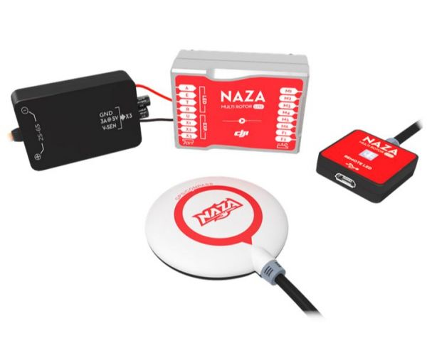 DJI Naza M Lite + GPS