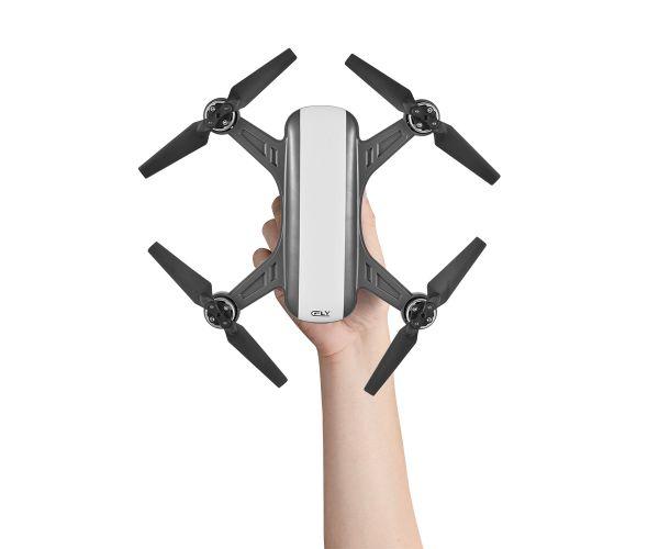 C-Fly DREAM GPS 1080P Gimball HD RC Drón RTR - RTF Fehér