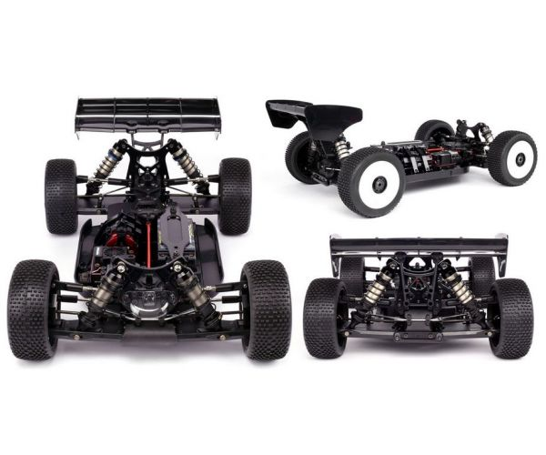 Hot Bodies E819 1/8 Competition Elektromos Buggy Kit modellautó