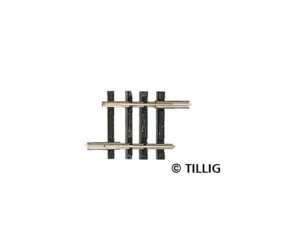 Tillig 83120 Egyenes sín G6 21,5 mm