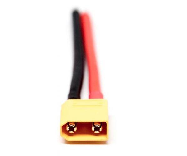 Kábel XT90 Apa csatlakozóval szerelve