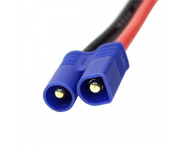 Kábel EC3 Apa csatlakozóval szerelve