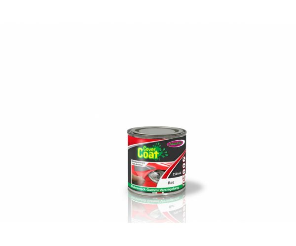 CoverCoat folyékony gumi piros 250ml