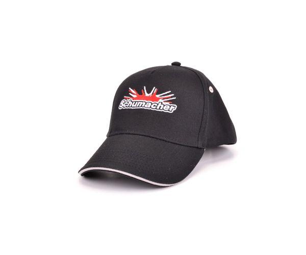 Schumacher G340 Schumacher Baseball Sapka - Fekete