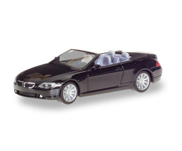 Herpa 023245 BMW 6er Cabrio