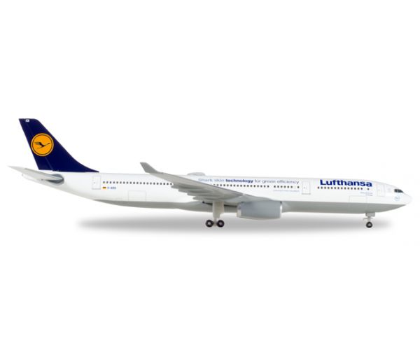 Herpa 514965 Lufthansa Airbus A330-300 D-AIKB Cuxhaven