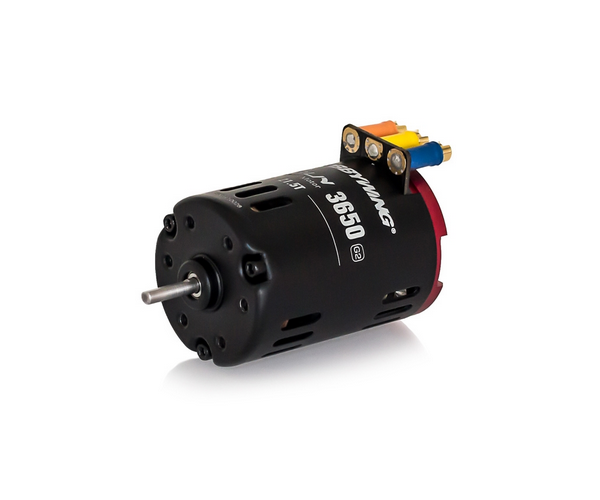 Hobbywing QuicRun 3650SD - 8.5T Black G2 brushless motor