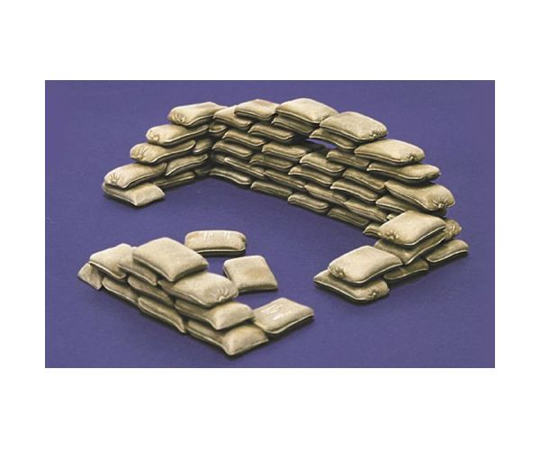Italeri 406 Sand bags