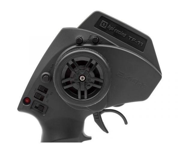 HPI 105406 HPI TF-11 - 2.4GHZ távirányító