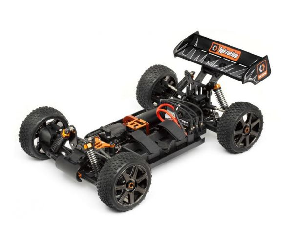 HPI 107016 RTR TROPHY BUGGY FLUX 2.4GHZ