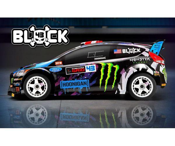 HPI 115383 KEN BLOCK 2015 FORD FIESTA