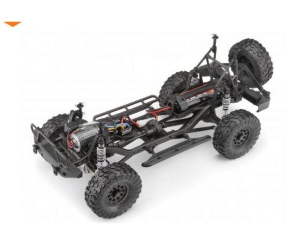HPI Venture Crawler Toyota FJ Cruiser SANDSTORM
