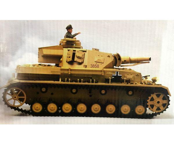 German Panzer IV F1