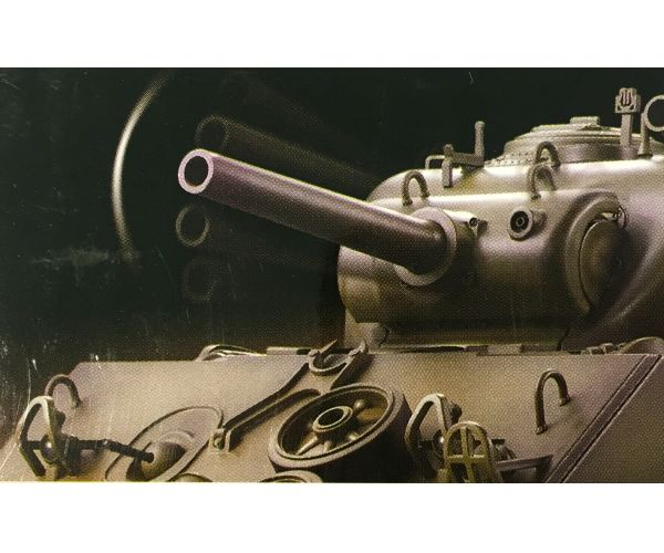 M4 A3 Sherman tank