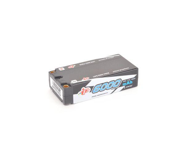 IPBG2S6000HV3 - LiHV Shorty LiPo 2S Akku 6000mAh-120C-7.6V