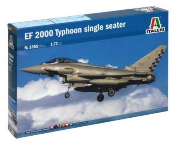 Italeri 1355 EF-2000 TYPHOON