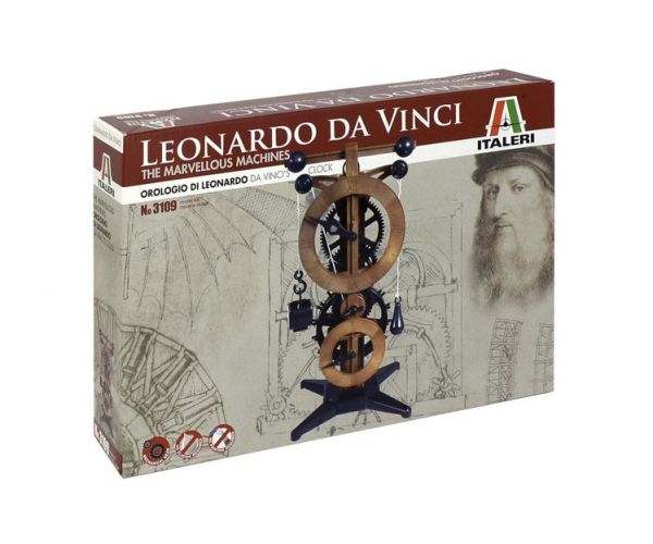 Italeri 3109 DA VINCIS CLOCK