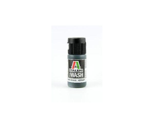 Italeri 4956AP sötét zöld - ACRYLIC MODEL WASH akril makett festék