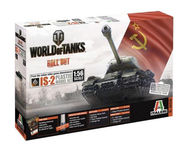 Italeri IS-2 World of Tanks