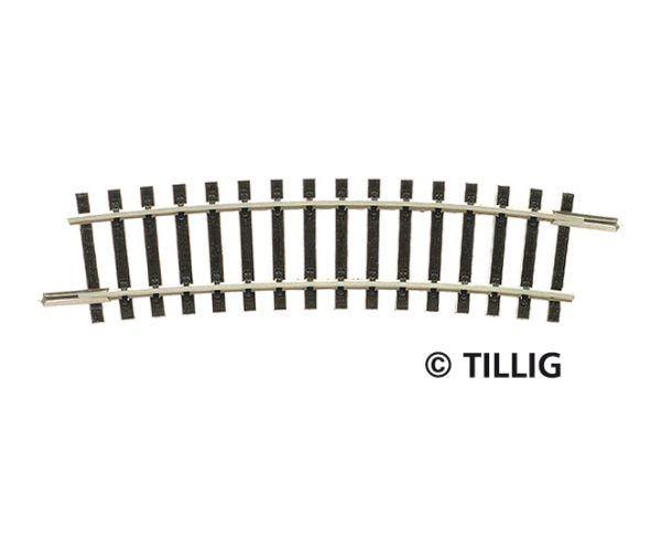 Tillig 83110 Íves sín TT R12 R 310 mm 15