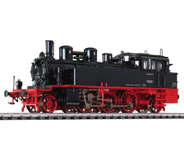 Liliput 131182 Gőzmozdony BR 75 270, DB III