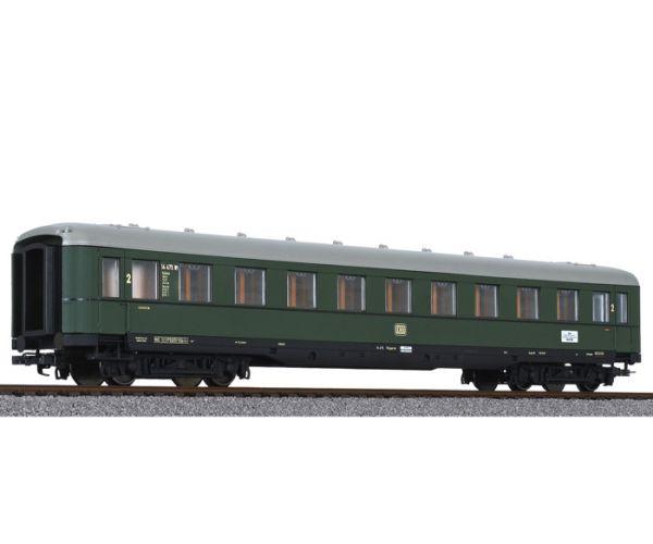 Liliput 334582 Személykocsi 2.o. B4üe-38/53, DB III, 1. pályaszám