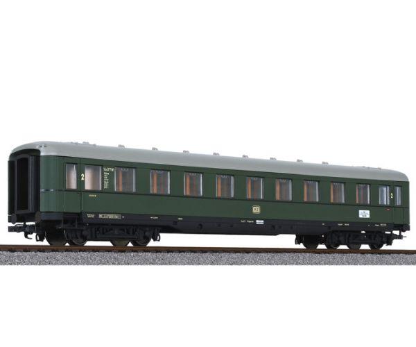 Liliput 334584 Személykocsi 2.o. B4üe-38/53, DB III, 3. pályaszám