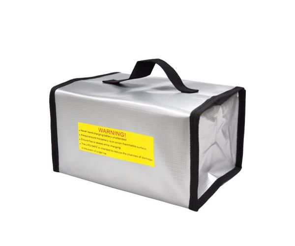 Lipo Akkumulátor védő tasak 215*155*115mm